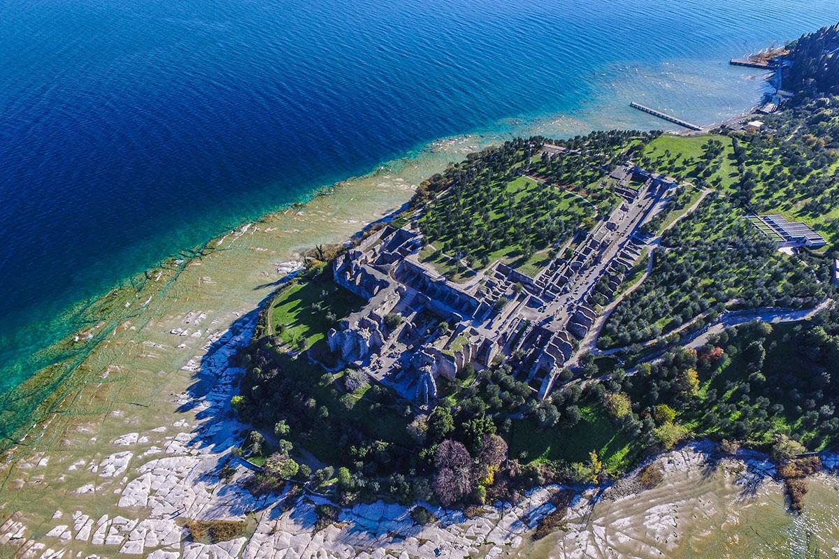 Fotografia aerea con Drone autorizzato ENAC