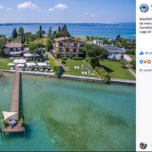 700 Like per Casa dei Pescatori