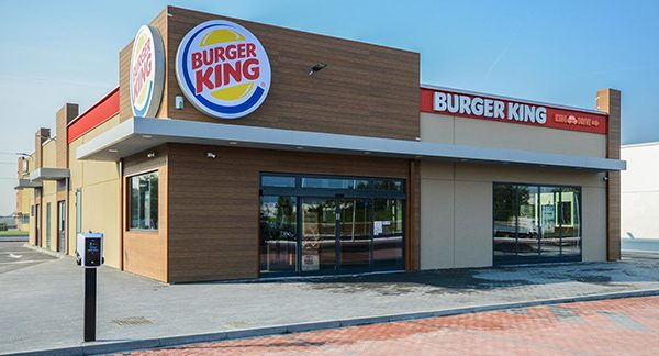 Burger King a Brescia