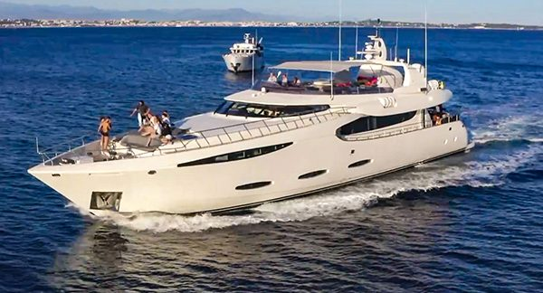 Video Drone per Luxury Yatch