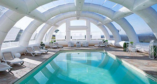 Shooting Fotografico – piscina coperta e riscaldata