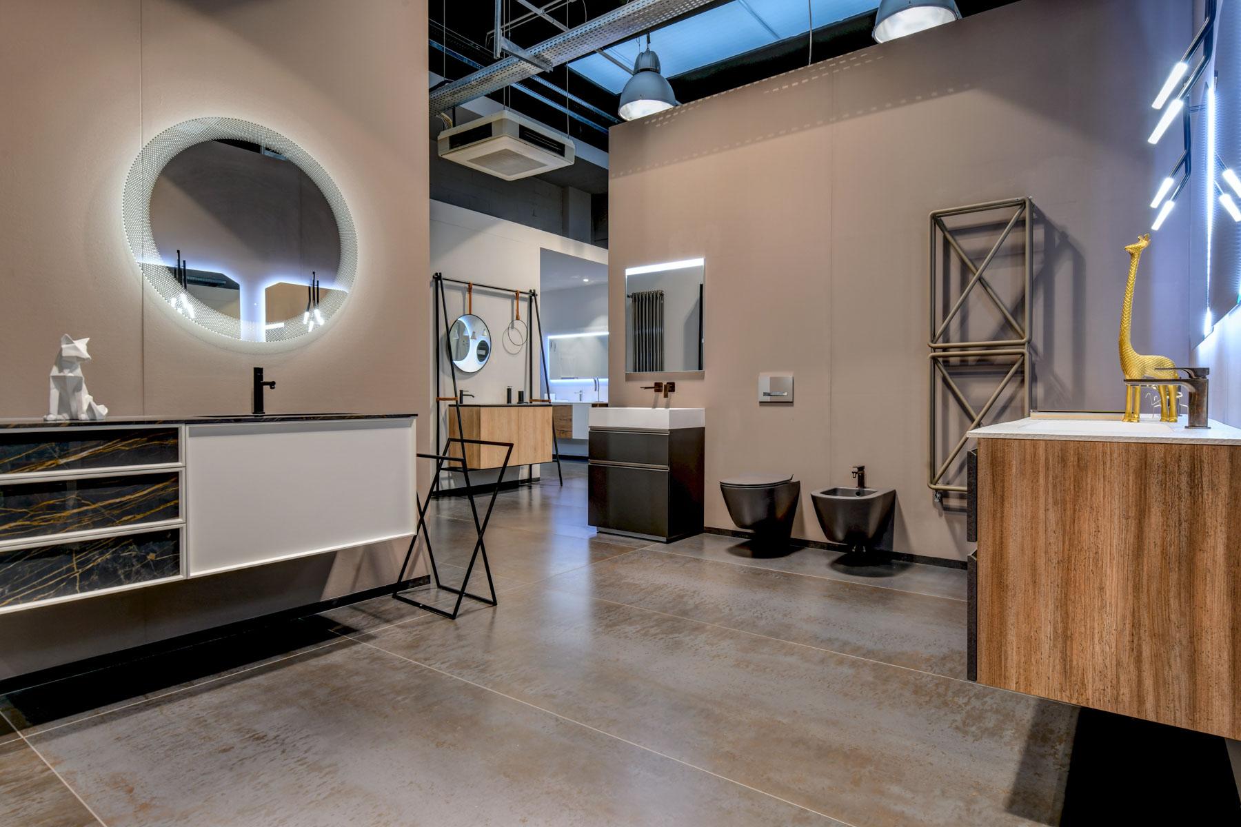 Shooting Showroom
